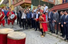 Dilovası'nda siyasi parti etkinliğine üniformalı emniyet görevlisinin katıldığı iddiasına soruşturma