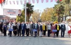 Karamürsel'de 19 Eylül Gaziler Günü dolayısıyla tören düzenlendi
