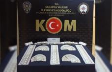 2 bin adet sahte 50 dolarlık banknotlarla yakalanan şüpheli tutuklandı