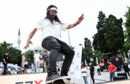 Kaykay tutkunları SPX Skate Fest'te buluştu