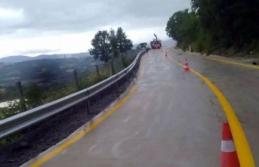 Karamürsel'de kırsal yollar artık daha güvenli