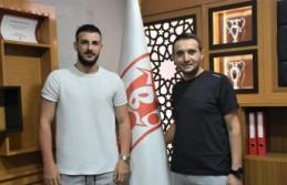Balıkesirspor iç transferde Cumali Bişi ve Sedat Dursun ile sözleşme imzaladı