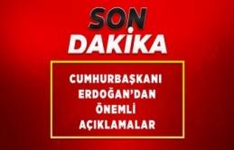 Cumhurbaşkanı Erdoğan, Manavgat'ta konuşuyor (CANLI)