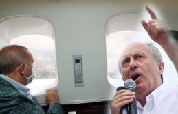 "Erdoğan'a 'İnce' yorum: ""İn o helikopterden…!"""