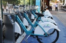 Sakaryalılardan bisiklet kiralamaya yoğun ilgi