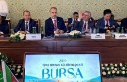 Bursa, Türk Dünyası'nın Kültür Başkenti oldu