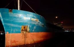 İstanbul Boğazı'nda gemi kazaları