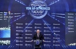 Sanayi ve Teknoloji Bakanı Varank, Prometeon Ar-Ge Merkezi açılışında konuştu: