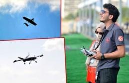 """TEKNOFEST'te """"Savaşan İnsansız Hava Araçları Yarışması"""" sona erdi"""