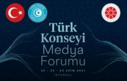 Türk Konseyi Medya Forumu İstanbul'da düzenlenecek