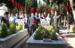Gebze'de 30 Ağustos Törenleri