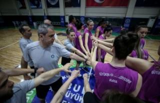 Bursa'nın Kadınlar Basketbol Süper Lig'i hasreti...