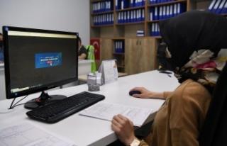 Çayırova'da Sosyal yardım başvurusu online...