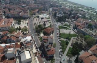 Trakya'da Kovid-19 vaka sayılarının düşmesi vatandaşları...
