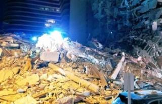 ABD'de felaket: Bina çöktü