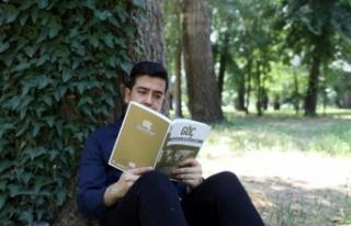 Afgan genç hayallerini Türkiye'de gerçekleştirmek...