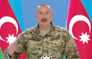 Aliyev'den Ermenistan'a çağrı