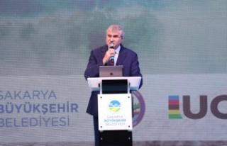 BMX Dünya Şampiyonası'nın tanıtımı Sakarya'da...