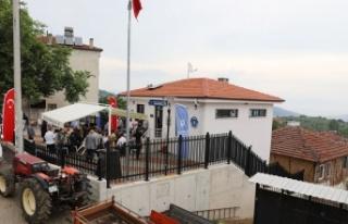 Bursa Mudanya kırsalında Çepni Konağı hizmete...
