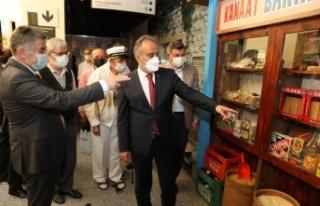 Bursa'da maziye nostaljik yolculuk