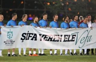 """Büyükşehir'den 2'nci """"Şifa Veren Ele Vefa..."""