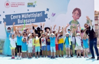 Çevre Müfettişleri İzmir Aliağa'da buluştu