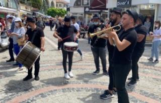 Edirne'deki Lavanta Günleri'ne 9/8'lik ritimler ve...