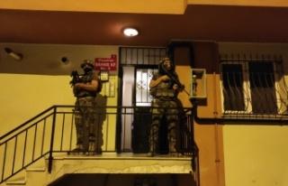 İstanbul merkezli terör örgütü DEAŞ'a yönelik...