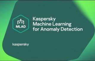 Kaspersky Machine Learning for Anomaly Detection kullanıma...