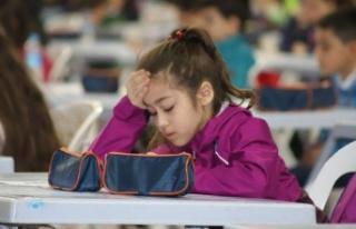 Kocaeli'de zeka yarışmasında final heyecanı