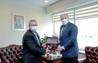 Kosova Bölgesel Kalkınma Bakanı Damka, Trakya Üniversitesi...