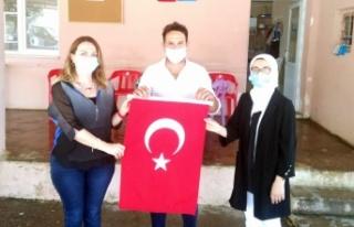 Manisa Büyükşehir yeni seçilen muhtarlara ziyareti...