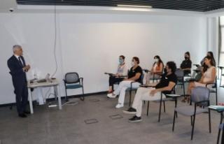 Manisa'da eğitici eğitimi gerçekleştirildi