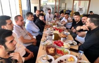 Mardin'de akademisyenler ve sanayici buluştu