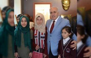 Mardin'in Yeşilli ilçesinde hizmet atağı devam...