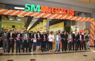 Migros, Konya'daki 17. mağazasını açtı