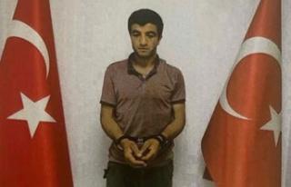 MİT operasyonuyla yakalanan terörist tutuklandı