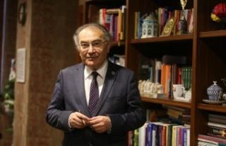 """Prof. Dr. Nevzat Tarhan: """"Sosyal temas bağımlılığın..."""