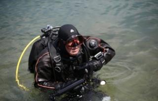 Su altı belgesel yapımcısı Ceylan müsilajın...