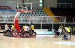 Tekerlekli Sandalye Basketbol Süper Ligi play-off...