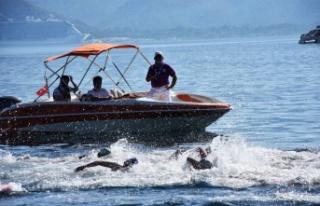 TYF Açık Su Milli Takım Seçmesi ve Türkiye Şampiyonası...