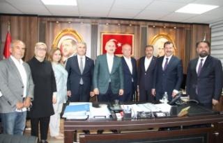 Ulaştırma ve Altyapı Bakanı Karaismailoğlu, Balıkesir-Savaştepe...