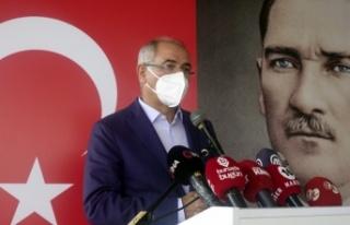 AK Parti Genel Başkan Yardımcısı Efkan Ala, partisinin...