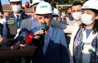 AK Partili Turan, Bolu Belediye Başkanı Özcan'ın...