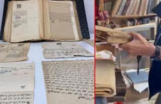 Arşivin kayıp belgeleri Kastamonu'da çıktı!