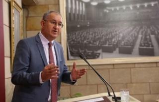 CHP'li Vekil Sertel'den 'gazete' tasarrufuna...