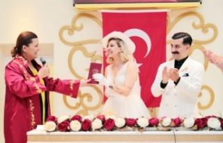 İzmit'te rekor nikah sayısı yankı buldu