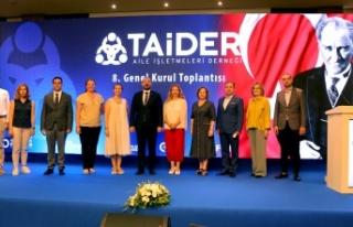 KSO Meclis Üyesi Tekin Urhan, TAİDER Başkanı oldu
