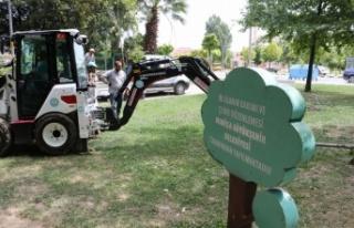 Manisa'yı ağaçlandırma seferberliği sürüyor