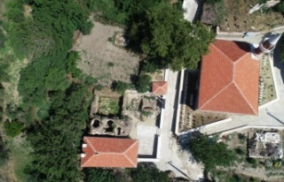 Tekirdağ'da restorasyonu tamamlanan 600 yıllık...
